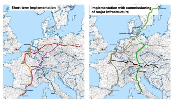 Wird mit dem Projekt TEE 2.0 der Trans Europ Express wiederkommen?