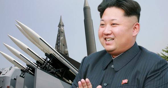 Kim jong Un - (USA, Krieg, Russland)