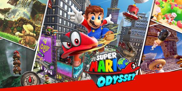 Super Mario Odyssey - (Spiele, Spiele und Gaming, Nintendo)