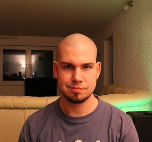 Wirkt Die Glatze Wirklich Aggressiv Frisur Kopf