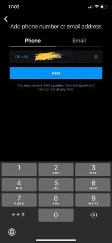 Online erstellen handynummer fake Fake Phone
