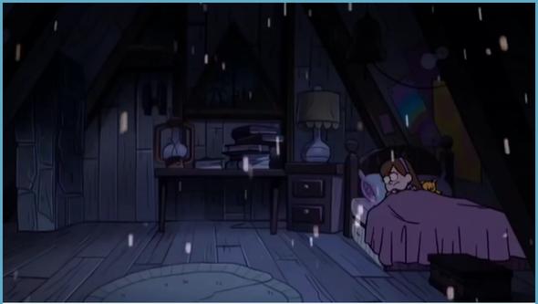 Mabel und dipper teilen sich kein zimmer - (Serie, Gravity Falls)