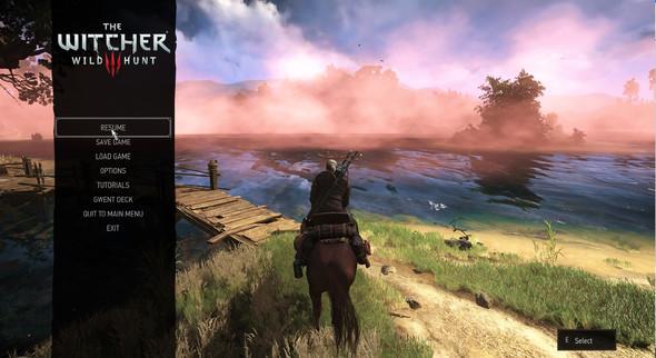 Grafikbug rosa / roter Nebel  - (PC, Spiele, Games)
