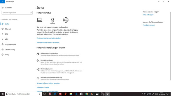 Keine WLAN Einstellungen - (Computer, Internet, WLAN)