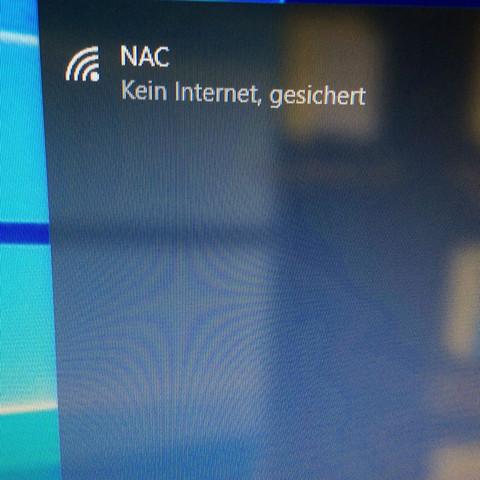Wlan-Repeater kein Internet,gesichert was tun?