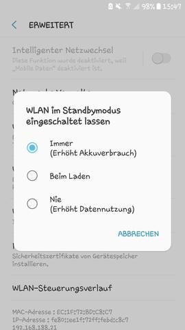 meine einstellungen - (Smartphone, Samsung, Android)