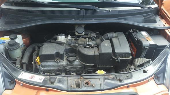 Wo befindet sich der Klopfsensor bei einem Kia Picanto BA 1.1? (Auto ...