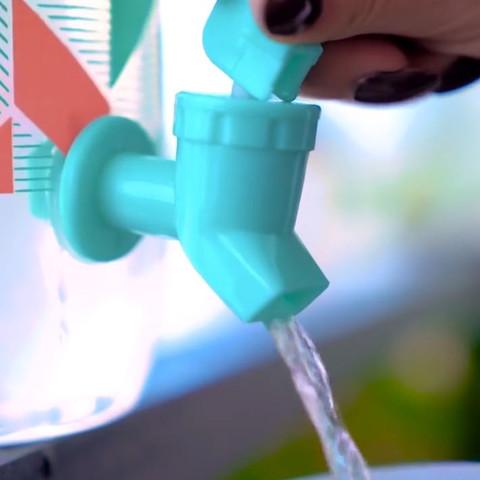 Wasserkanister mit hahn  - (kaufen, Amazon, Wasser)