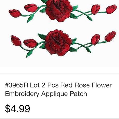 Von eBay  - (Schuhe, Blumen)