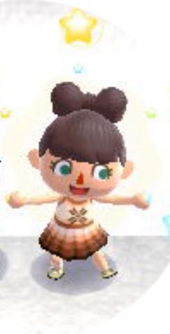 Wo Bekomme Ich Diese Frisur Her In Animal Crossing Nintendo Ds