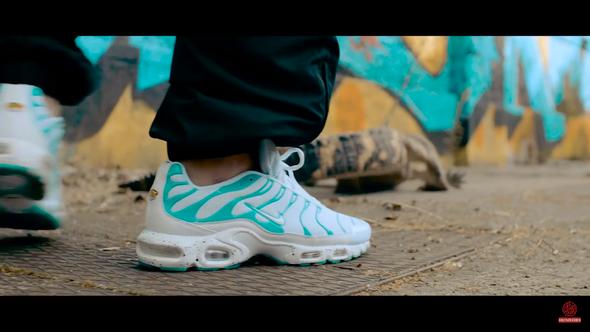 Die Schuhe  - (Mode, Schuhe, Hip Hop)