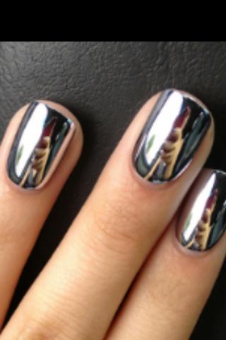 Nagellack - (Beauty, Nagellack, Metall)