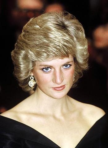 Ihre Frisur - (Haare, Frisur, Lady Diana)