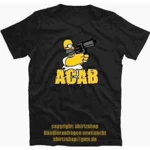 Dieses T-Shirt suche ich. - (kaufen, T-Shirt, Simpsons)