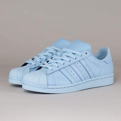 wo bekomme ich noch adidas superstar supercolor her schuhe gesch ft sky. Black Bedroom Furniture Sets. Home Design Ideas
