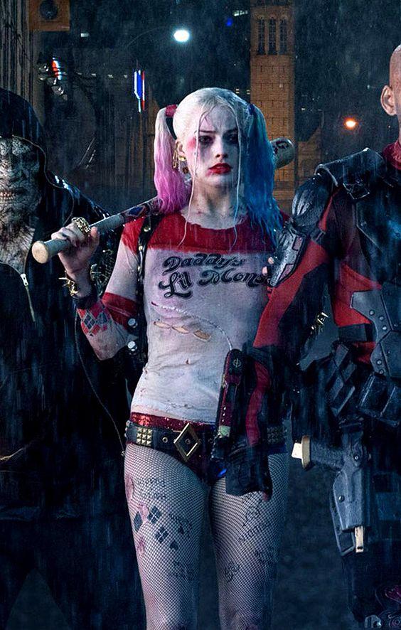 Woher Bekomme Ich Rechtzeitig Ein Harley Quinn Kostm