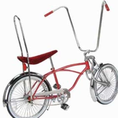 Wo bekomme ich so ein Fahrrad her?