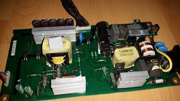 Der 120µF 400V Cap - (Computer, Reparatur, Monitor)