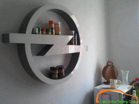 Wo Bekomme Ich So Ein Opel Emblem Fur Die Wand Her Auto