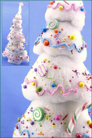 Weihnachtsdeko candy