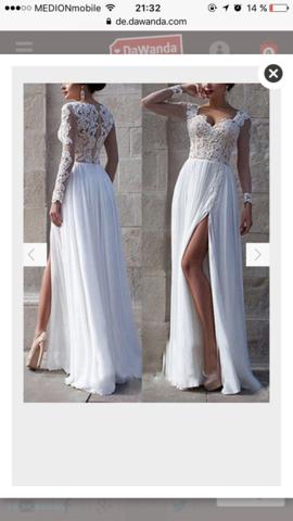 So ungefähr  - (Kleid, Abschlusskleid)