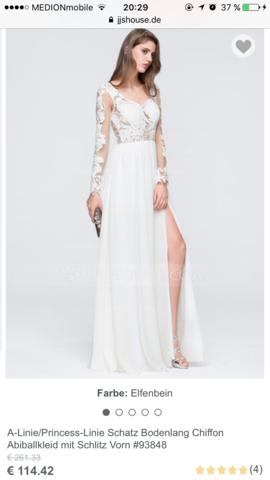 Oder so - (Kleid, Abschlusskleid)