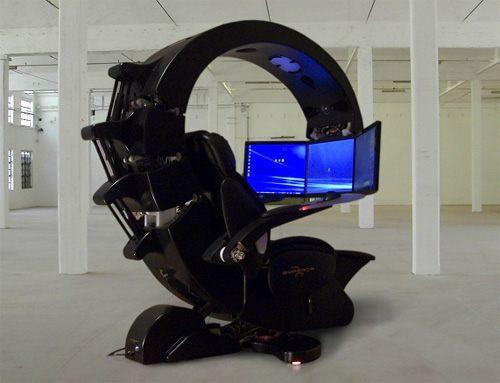 wo bekomme ich sowas her pls gamer sessel chair. Black Bedroom Furniture Sets. Home Design Ideas