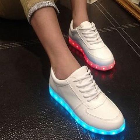 LED leucht schuhe  - (Schuhe, LED)