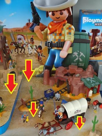 wo bekommt man f r playmobil die western b den her. Black Bedroom Furniture Sets. Home Design Ideas
