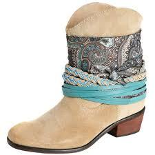 Solche Stiefeletten ( Solche Schuhe möchte ich ... ) - (Schuhe, Musterung)