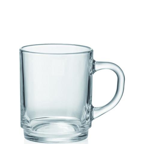 Teeglas mit Henken 0,2L - (essen, Haushalt, Küche)