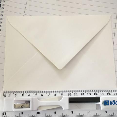 So ein Briefumschlag :)  - (kaufen, Briefumschlag)