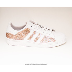 Adidas Superstars Rose