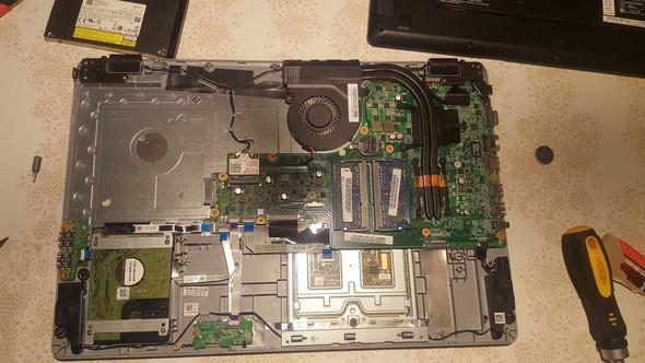 Wo finde ich beim Laptop die Grafikkarte/Chip?
