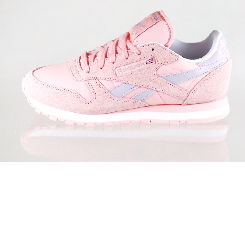 wo finde ich die reebok classic leather seasonal 1 rosa. Black Bedroom Furniture Sets. Home Design Ideas