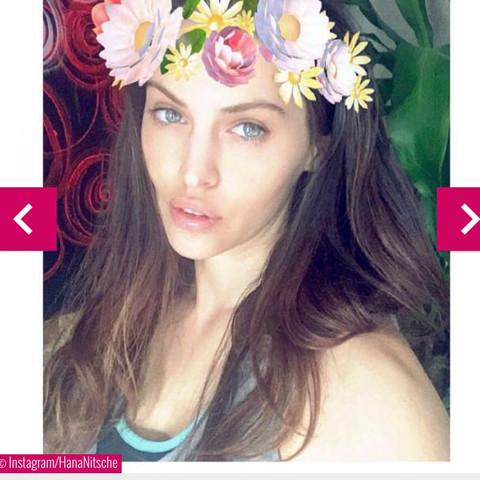 Blumenkranz - (Snapchat, Effekte)