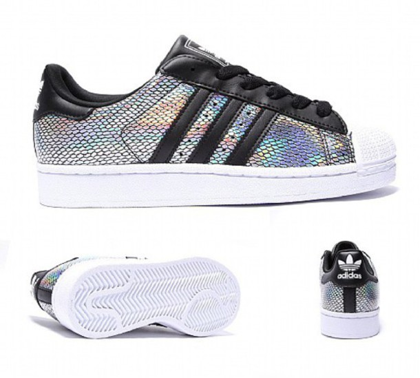 adidas superstar ii holographic