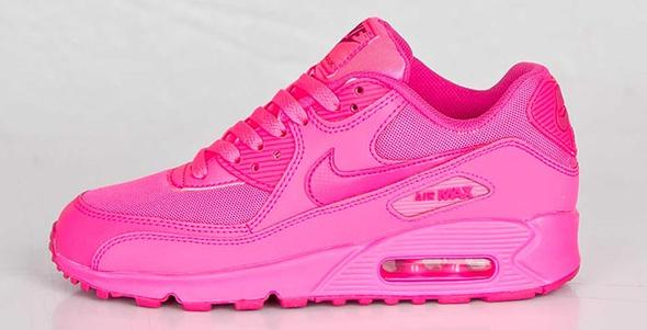 cheap where can i kaufen nike air max 90 gs hyper rosa 9187c
