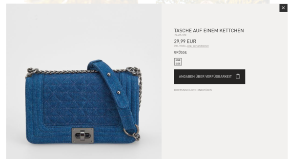 Tasche von Reserved - (Mode, Tasche, Handtasche)