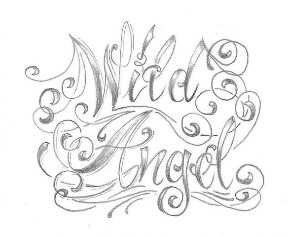 Chicano Style Tattoo 1 - (Tattoo, Word, Schrift)