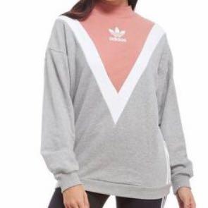 Wo finde ich diesen Adidas Originals Chevron Pullover? (Mode