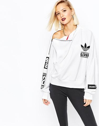 wo finde ich diesen Adidas Pullover?