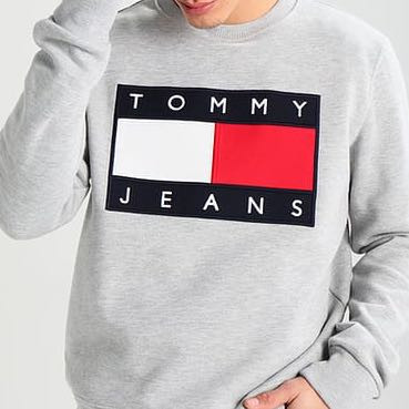 Tommy hilfiger 90s collection sweatshirt - (Fashion, Sweatshirt, Tommy Hilfiger)
