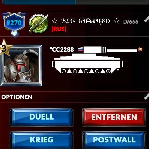 Der Panzer - (PC, Handy, Bilder)