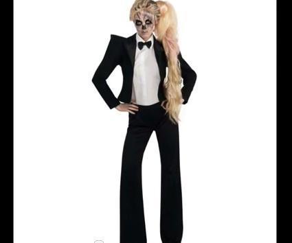 Kostüm - (Kostüm, Karneval, Lady Gaga)