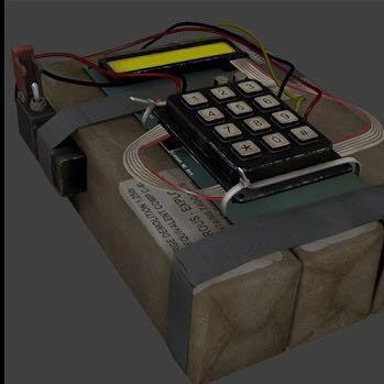 Detailliertes Bild von der Bombe aus dem Spiel  - (Elektronik, programmieren, csgo)