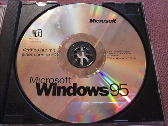 CD Oben - (windows-95, software suche)