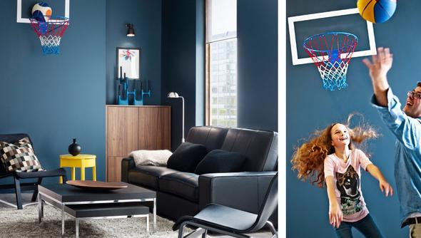wo finde ich exakt diese wandfarbe ikea deko. Black Bedroom Furniture Sets. Home Design Ideas