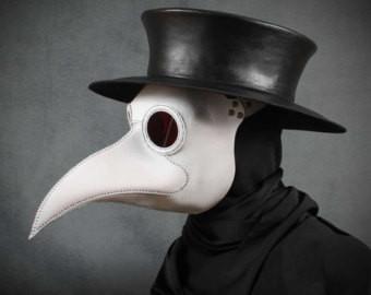 Wo Finde Ich Gute Masken Als Pestdoktor Kost 252 M Halloween