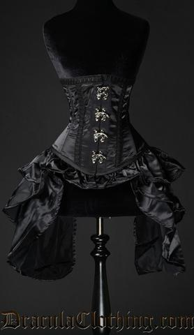 draculaclothing corset - (Kleidung, Gothic, Korsett)